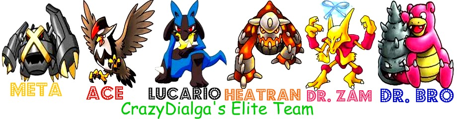 Crazydialga's forum