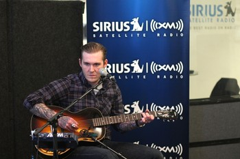 Brian at Sirius XM - 10th May 2010_017