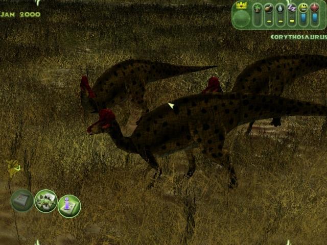 Savannah Corythosaurus Simjp_36