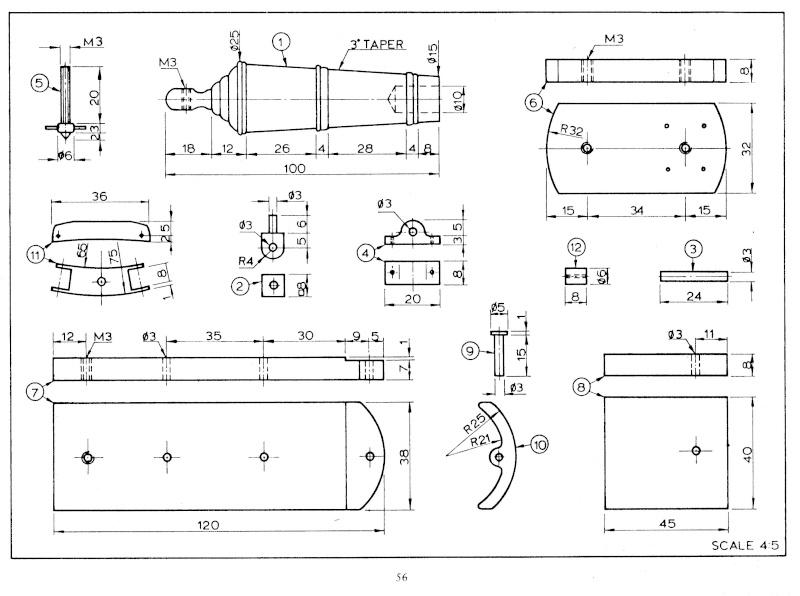 Caronade et mortier (projet de construction) 68-pou11