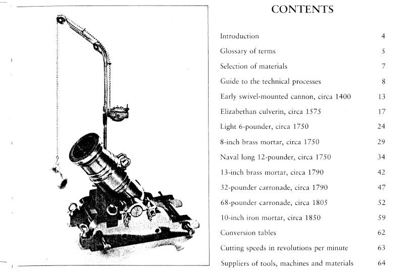 Caronade et mortier (projet de construction) 68-pou12