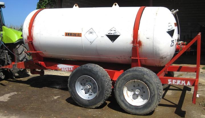 Matériel pour ammoniac, cuves pression ( gaz ) Img_0012