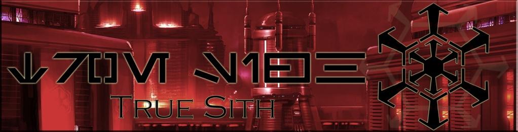 True Sith Order Logo410