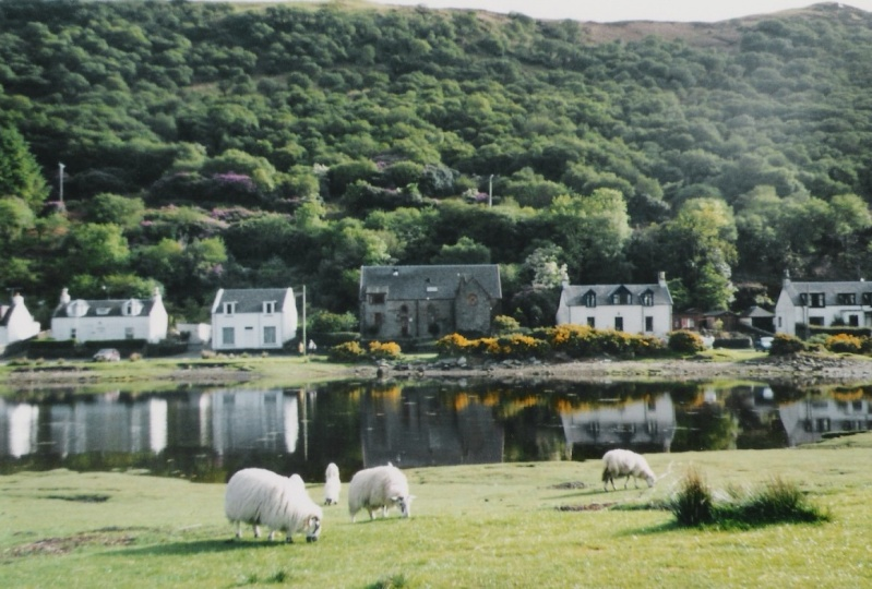 Photographie: L'île d'Arran (Ecosse) Lochra10