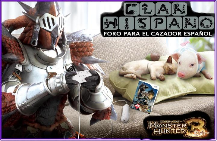 Foro Monster Hunter Tri España