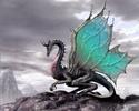 Un dragon d'émeraude. 5fef3410