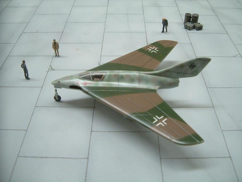 メッサーシュミット P.1106 - Me...