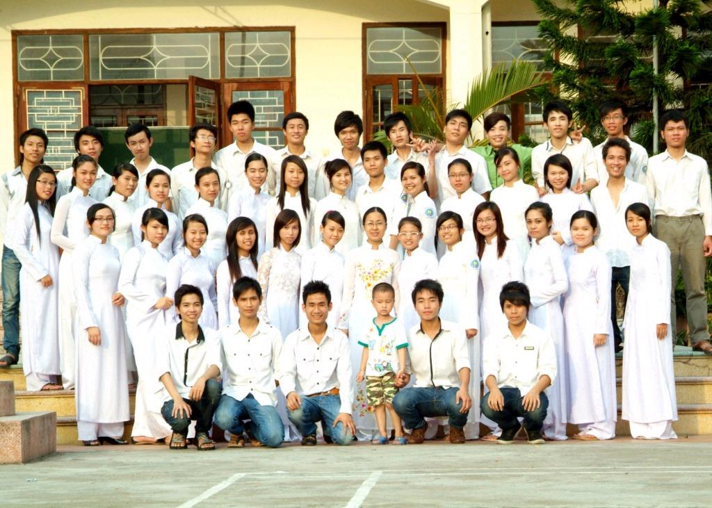 Diễn Đàn Cựu Học Sinh 12C - Văn Lang 2007 - 2010