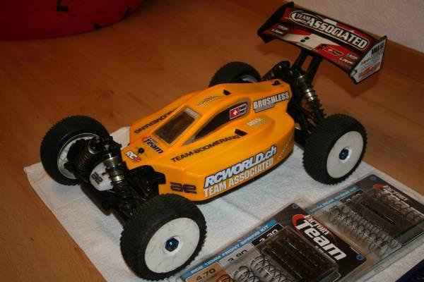 Mon projet Buggy 1/8 Asso RC8BE Rc8be-10