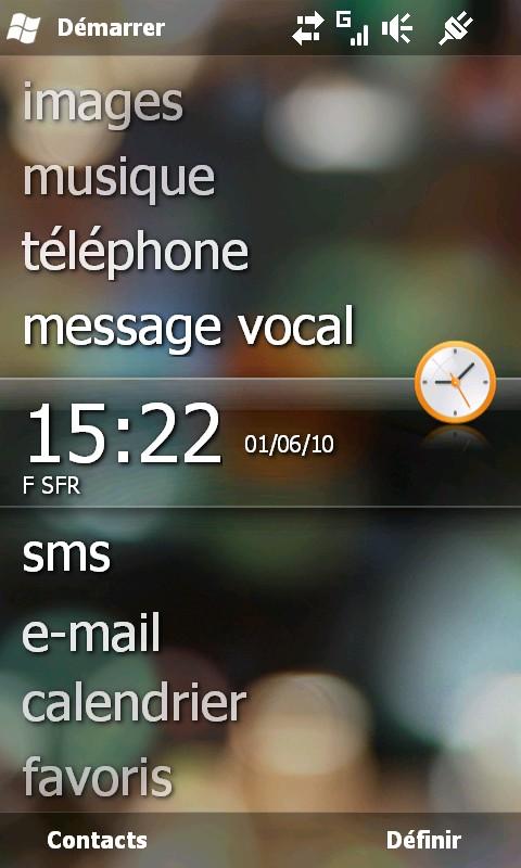 [ROM WM6.5] [FR] BILOU69 V UNSENSE - BASE 1.66.406.1 officielle allégée sans sense [29.05.2010] Screen10