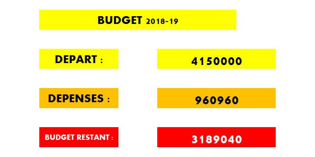 Celtic Standard 2018-19 Budget13