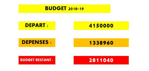 Celtic Standard 2018-19 Budget14