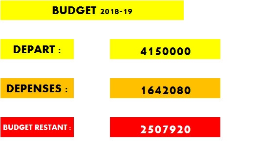 Celtic Standard 2018-19 Budget16