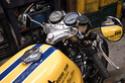 Guzzi v50, ou comment transformer un tréteau en racer 82212310