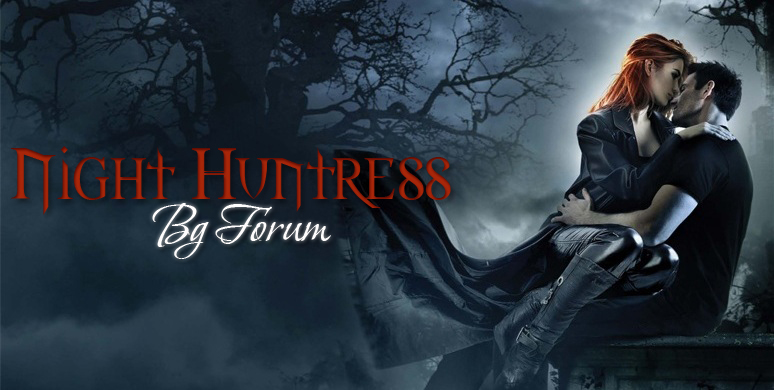Night Huntress Series