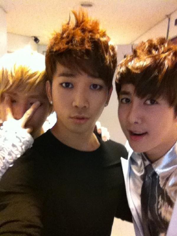 [photo] Hyung Jun with G.O and Lee Joon of MBLAQ 25704411
