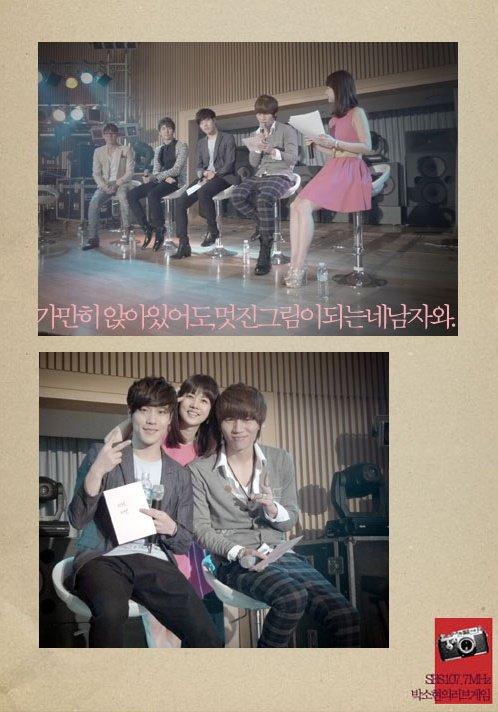 [photos] Hyung Jun @ Park So Hyun's Love Game Website Update Lw210