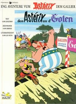 Les Astérix en luxembourgeois Beiden11