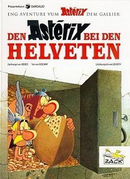 Les Astérix en luxembourgeois Helvet10