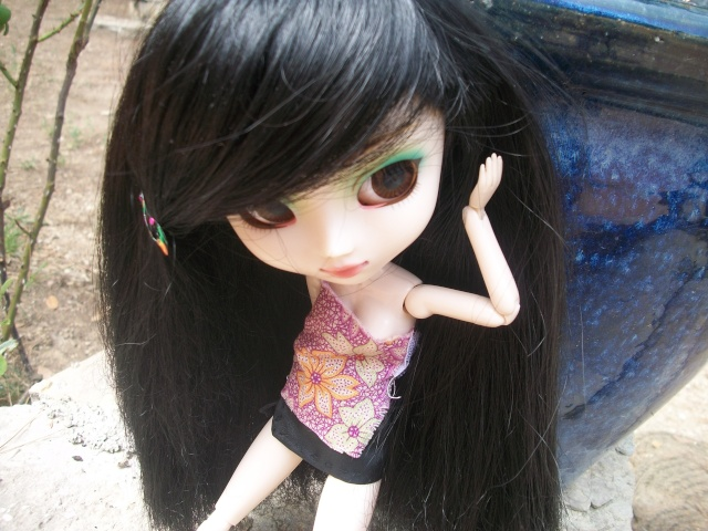 les poupées  Claret10