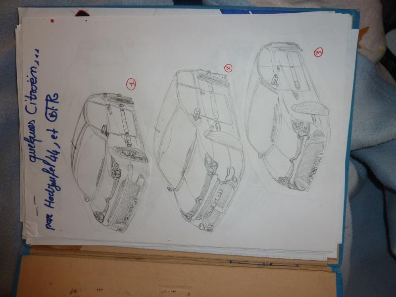 le sport auto  et l'art - Page 6 Dessin10