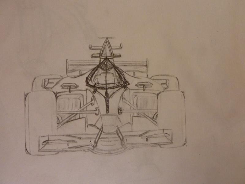 le sport auto  et l'art - Page 6 Dessin20