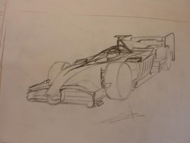 le sport auto  et l'art - Page 6 Dessin21