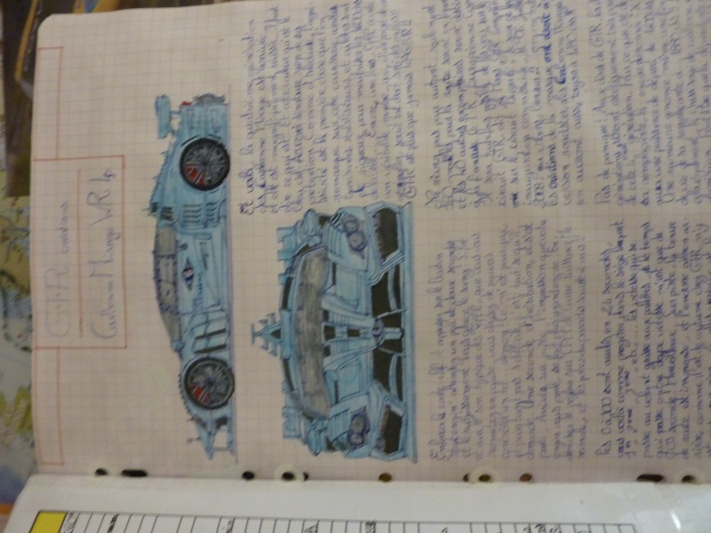 le sport auto  et l'art - Page 7 Dessin22
