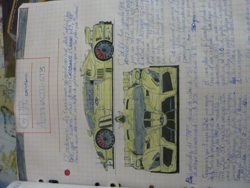 le sport auto  et l'art - Page 7 Dessin23