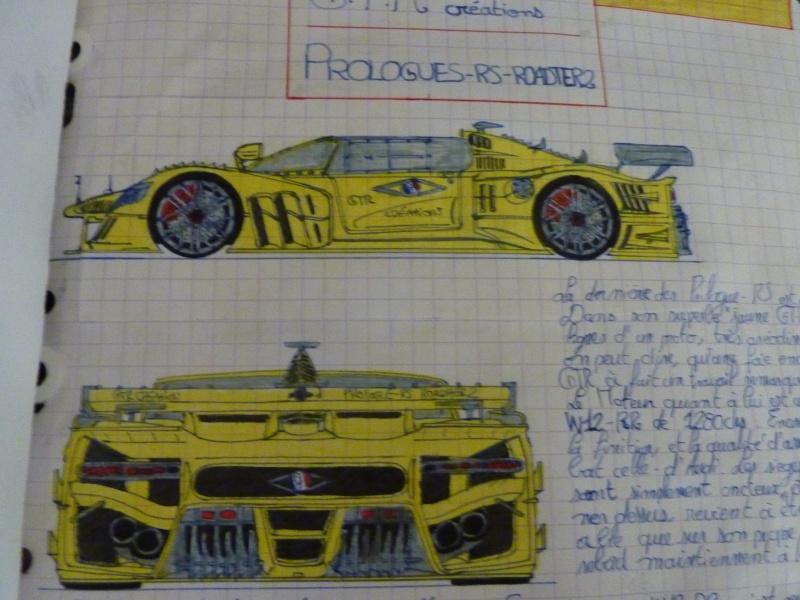 le sport auto  et l'art - Page 7 Dessin24