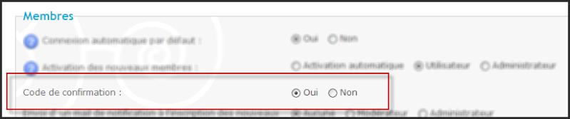 Optimisation de la sécurité de vos forums : code de confirmation visuel à l'inscription des membres 22-03-12