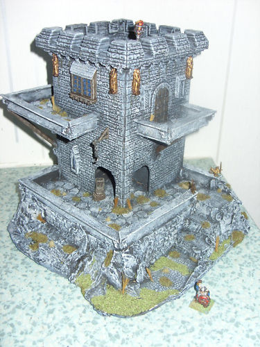 mordheim empire scenery terrain - Page 2 Tower10