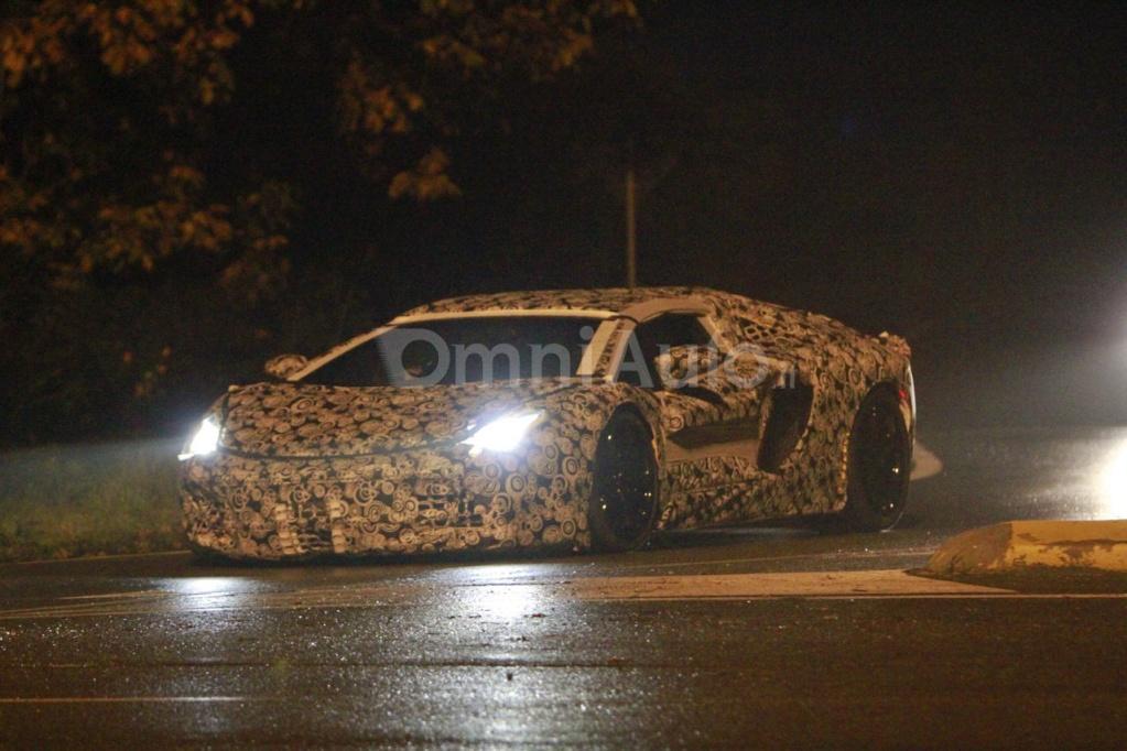 2011 - [Lamborghini] Aventador LP700-4 - Page 6 Foto-s10