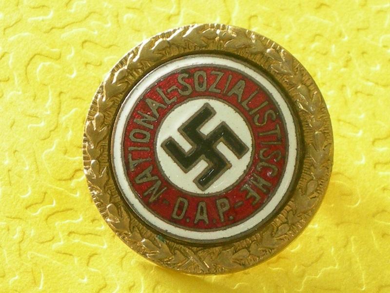 Badge NSDAP FRAUENSCHAFT Rare ? Dscn3752