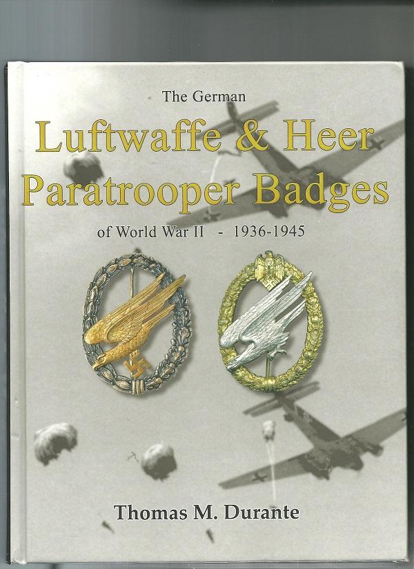quels ouvrages pour les médailles allemandes ww2 ?  Durant11