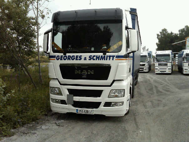Transports Georges & Schmitt (Groupe Transalliance) (54) 4924_110