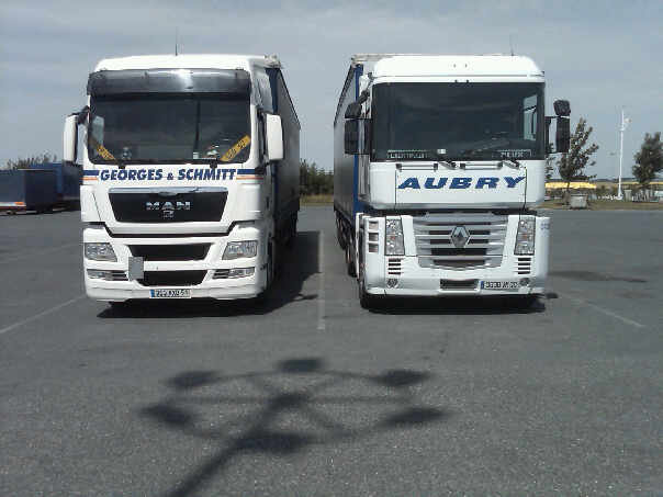 Transports Georges & Schmitt (Groupe Transalliance) (54) N1154410