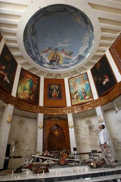 Les chrétiens d'Irak Cathad11