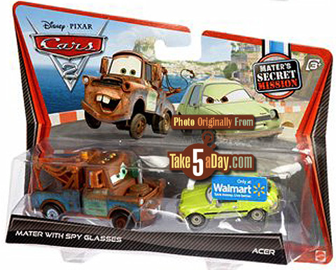 [Cars 2] Movie Moments Mater-10