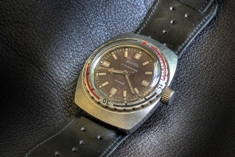 Bracelet Vostok amphibian tonneau original ? Vintvo10