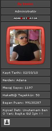 Modeller açık bunun gibi profil nasıl yaparım? kodu verin konuyu değil Adsaz_10
