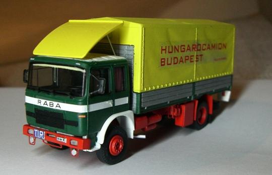 Raba Hungarocamion Raba_h10