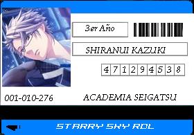 Y yo soy Leo!!!  Kazuki10