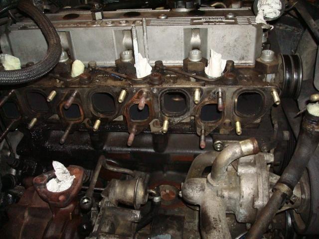 (TUTO) dépose turbo + démarreur sur XJ 2.5L TD Dsc03123