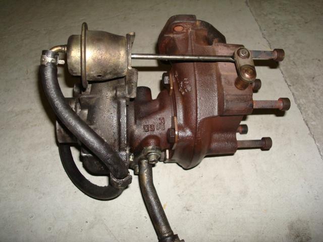 (TUTO) dépose turbo + démarreur sur XJ 2.5L TD Dsc03128