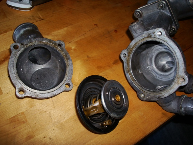 (TUTO) dépose turbo + démarreur sur XJ 2.5L TD Dsc03219