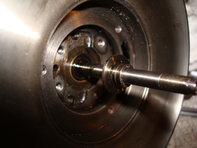 (TUTO) Remise à neuf turbo IHI (sur XJ 2.5L TD VM) Dsc03233