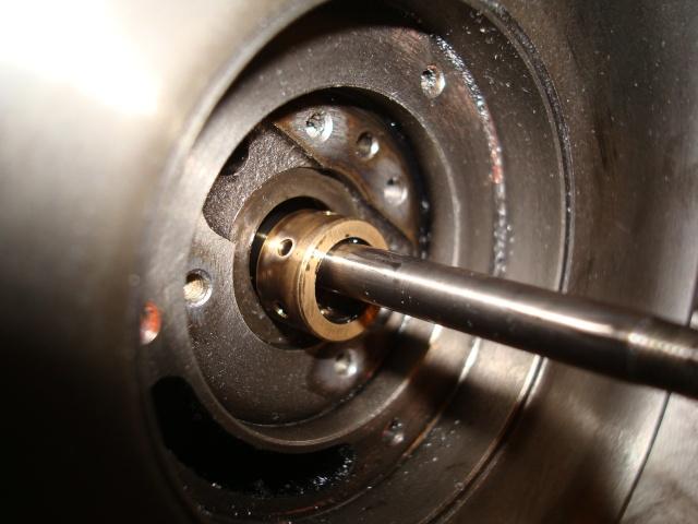 (TUTO) Remise à neuf turbo IHI (sur XJ 2.5L TD VM) Dsc03234