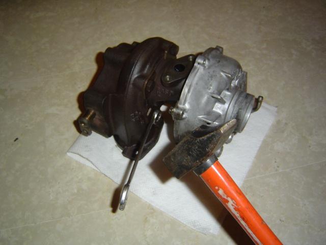(TUTO) Remise à neuf turbo IHI (sur XJ 2.5L TD VM) Dsc04618