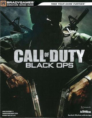 Guía Oficial de Estrategia Call of duty Black Ops. Inglés. Guia_p10